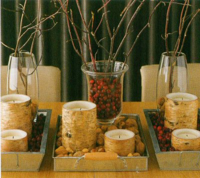 Rustic Wedding Decorations on Wedding Centerpiece Ideas On Winter Wedding Centerpiece Ideas Winter
