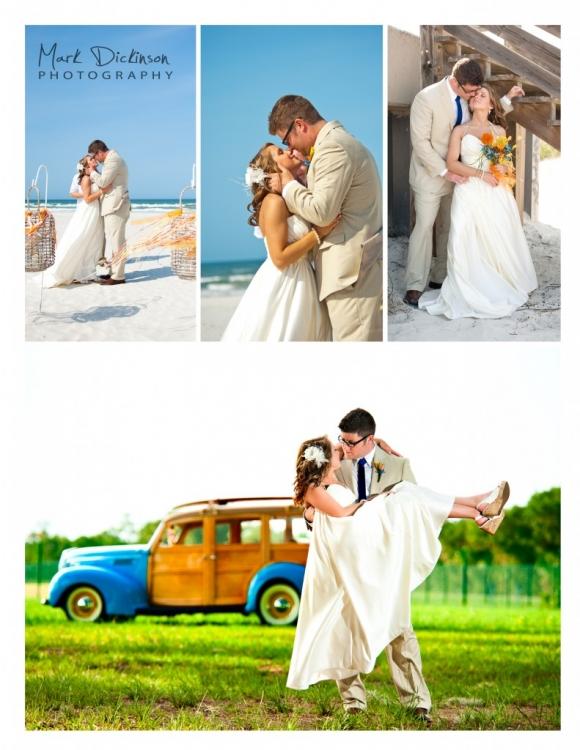 Ashli & Brent | New Smyrna Beach Wedding Planner